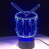 motorrad geschenke 3d lamp Nachtlicht Alte Pavillon 3D Tischlampe Lampe 7 Farben Ändern Schreibtisch Lampe 3D Neuheit Led Nachtlichter Led Licht Valentinstag Geschenk Mit fernbedienung 3D