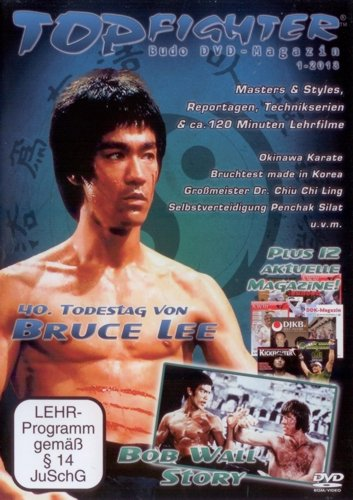 Topfigther 40.Todestag Von Bruce Lee