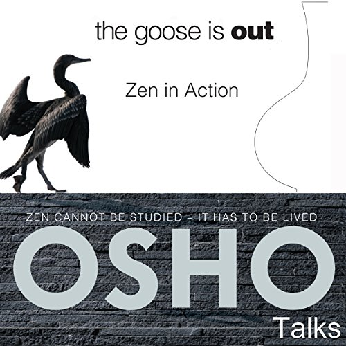 The Goose Is Out audiobook cover art