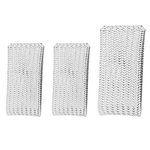 Consejos de soldadura Trucos TIG Soldadura Consejos Finger Heat Shield 3pcs