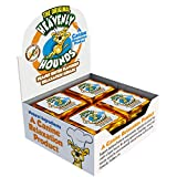 Heavenly Hounds Dog Anxiety Relief Treats Peanut Butter Flavored Dog Calming Chews Without Hemp, 2 Oz - Pack of 12