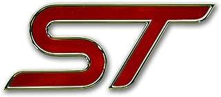 NEW OEM 2013 Ford Focus St Tailgate Emblem or Badge Logo - Red