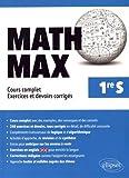 Math Max Premiere S