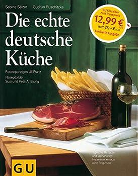 Hardcover Die echte deutsche Küche [German] Book