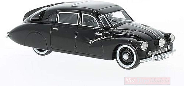 NEO Scale Models NEO47165 Tatra 87 1940 schwarz 1 43 MODELLINO DIE CAST Model
