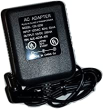 OEM GJE-AD35-400 AC Adapter Power Supply 120-0250 12V DC 250mA 2.5 X 5.5 Plug for CCTV, MFJ-1312D and Other MFJ Products etc