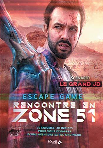 Fantastic escape game - rencontre en Zone 51
