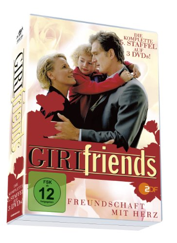 Girlfriends - die komplette 5. Staffel (3DVDs)