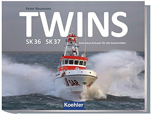 Twins SK 36 SK 37 - Zwei neue Kreuzer für die Seenotretter