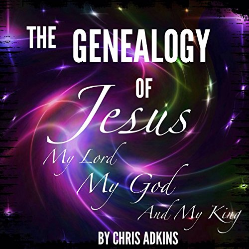 The Genealogy of Jesus audiobook cover art