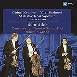Streichtrio/Kanon/Konzert Für Drei - stislav Rostropowitsch