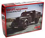 ICM 35413 - 1/35 G917T German Army Truck, 1939 Production -