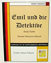 Emil und die Detektive, Study Guide and Teacher Resource Manual (German Edition)