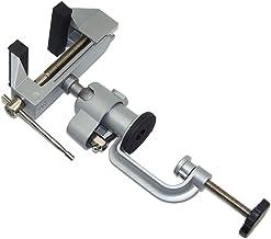 KKmoon Herramienta para amoladora angular de banco giratoria a tornillo de abrazadera giratoria a 360 °