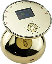 GGJJ ZHZZ Beauty Instrument Eight Functions RF Instrument Shaping Fat Burning Slimming Body Instruments Ultrasonic Color Skin Rejuvenation Gold Estimated Price : £ 116,48