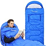 Sportneer Sleeping Bag Wearable Lightweight...