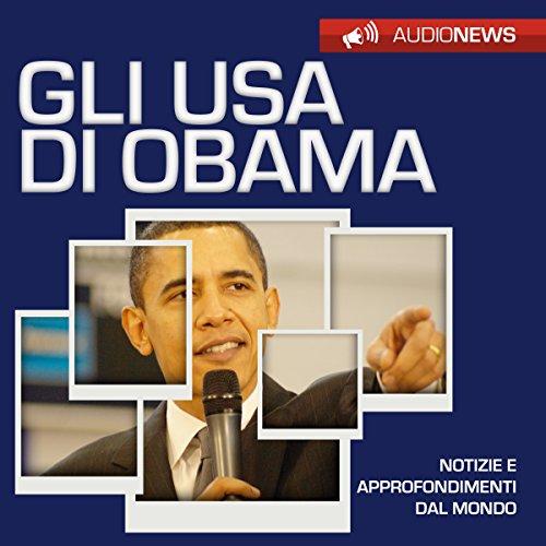 Gli USA di Obama audiobook cover art