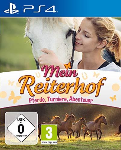 Mein Reiterhof - Pferde, Turniere, Abenteuer Simulation - PS4 [PlayStation 4]