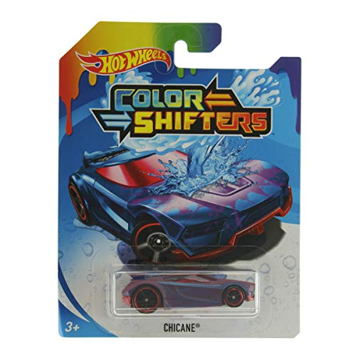 Hot Wheels Color Shifters Chicane, Purple