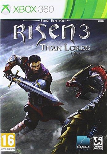 Risen 3: Titan Lords First Edition (X360) (PEGI)