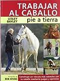 Trabajar al caballo pie a tierra (El Mundo Del Caballo)