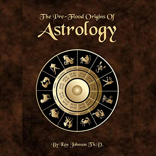 『The Pre-Flood Origins of Astrology』のカバーアート