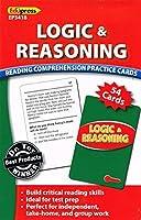 Edupress Ep3418 Logic & Reasoning Reading Comprehension Practice Cards Red