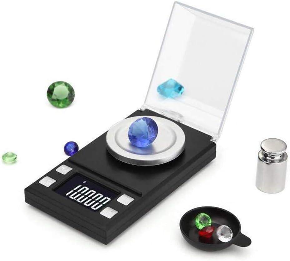 XUXUWA Body Cheap sale Scale 50g 0.001g Digital Lab Max 52% OFF LCD Milli