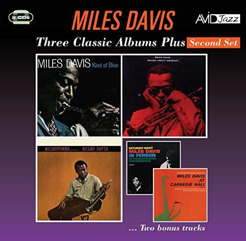 Three Classic Albums Plus ('Round About Midnight / Milestones / Kind Of Blue)