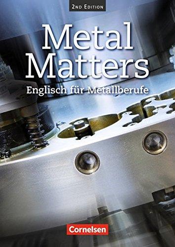Metal Matters - Second Edition: B1 - Schülerbuch