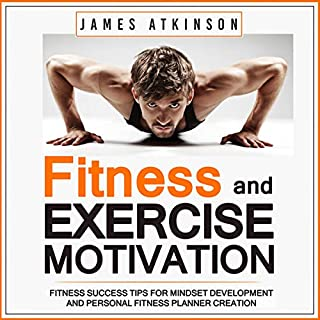 Fitness & Exercise Motivation cover art