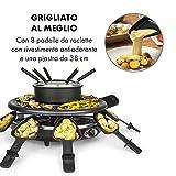 IMG-3 klarstein fonduelette piastra per raclette