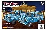 TRONICO 09570 Trabant S601 Limousine und Kombi 2-in-1 Metallbaukasten