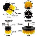 Lavado 12pcs del Hogar Taladro Eléctrico del Cepillo Eléctrico Power Set Depurador Destornillador Exfoliante para Coche De Baño Cocina De Limpieza