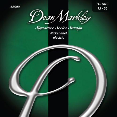 Dean Markley 2500B - Juego de cuerdas para guitarra eléctrica de acero...