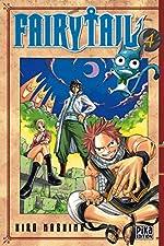 Fairy Tail - Tome 4 de Hiro Mashima
