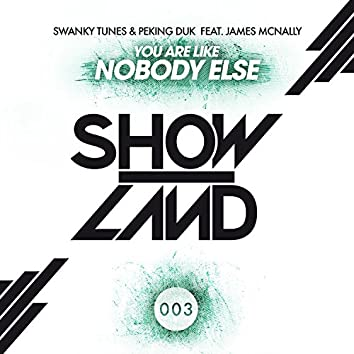 You Are Like Nobody Else (feat. James McNally)