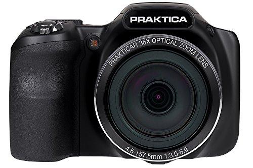 Praktica Luxmedia Z35 16 MP Bridge Camera - Black