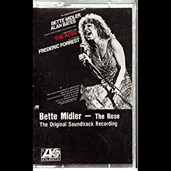 Bette Midler  The Rose Soundtrack Cassette VG++ Canada Atlantic XCS 16010
