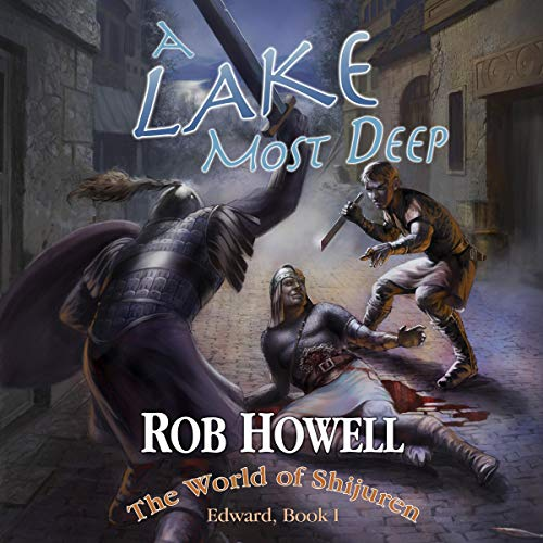 A Lake Most Deep  cover art