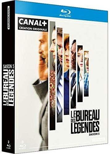 Le Bureau des légendes - Saison 5 [Francia] [Blu-ray]