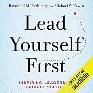 Lead Yourself First                   By:                                                                                                                                 Raymond M. Kethledge,                                                                                        Michael S. Erwin                               Narrated by:                                                                                                                                 Michael Quinlan                      Length: 7 hrs and 11 mins     1 rating     Overall 4.0