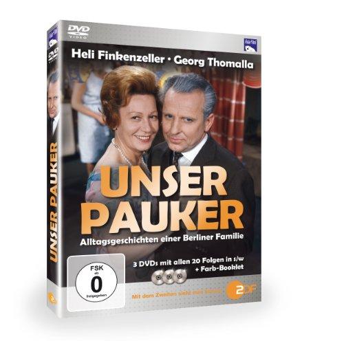 Unser Pauker - Die komplette Serie (3 DVDs)