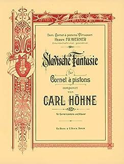 ホーネ : スラブ幻想曲 (トランペット、ピアノ) ブージー&ホークス出版
