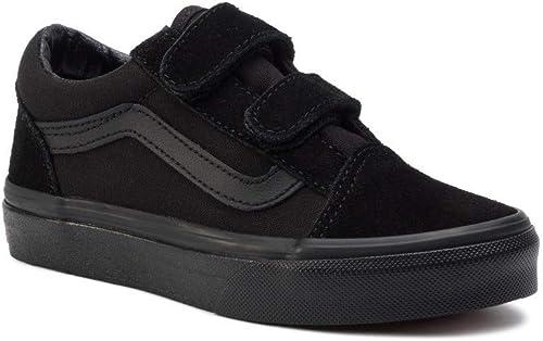 Vans - Old Skool A Scratch Noir : Amazon.fr: Chaussures et Sacs