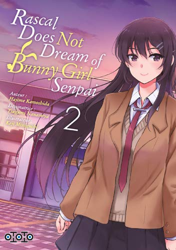 Rascal Does Not Dream of Bunny Girl Senpai Edition simple Tome 2