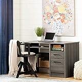 South Shore Gravity Desk-Gray Maple