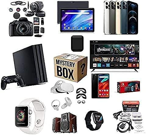 Mystery Dedication Box Popular brand Electronic Equipment Lucky P Opened: Be Can Cell