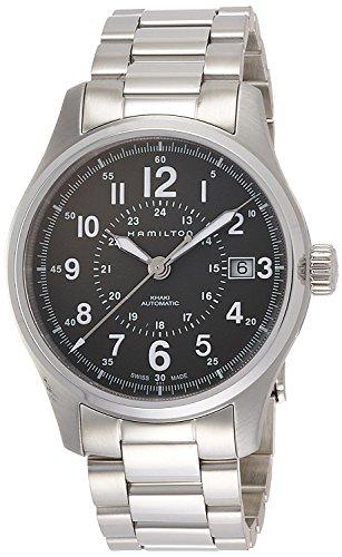 Hamilton reloj caqui Campo Automático Mecánico Self-winding 10agua presión h70595163hombre [Regular importados]