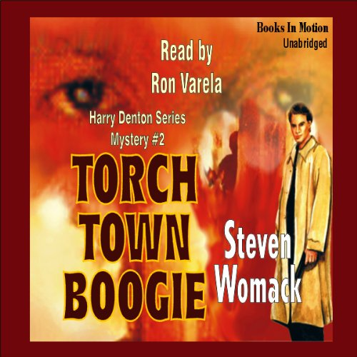 Torch Town Boogie audiobook cover art